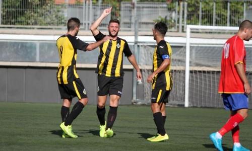 El Defensa Fran Fuentes, Nou Jugador Del FC Martinenc