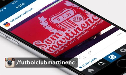El Martinenc Estrena Compte A Instagram