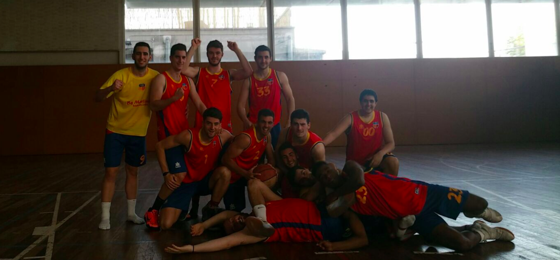 BQSeniorB BasquetLaMina