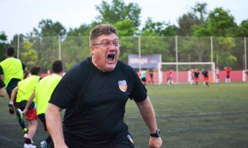 Miguel López, El Tècnic De L'ascens, Renova Pel FC Martinenc A Tercera