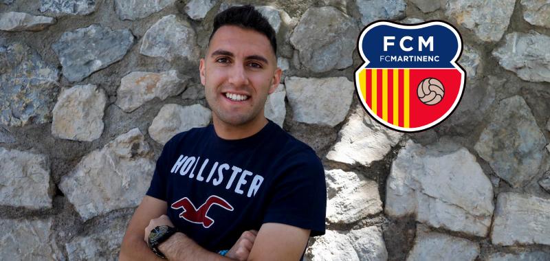 Karim Al Qarut, Nou Fitxatge | Marc Elvira - FCM