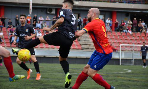 """El Martinenc, Mancat De """"punch"""" Per Superar El CF Can Vidalet"""
